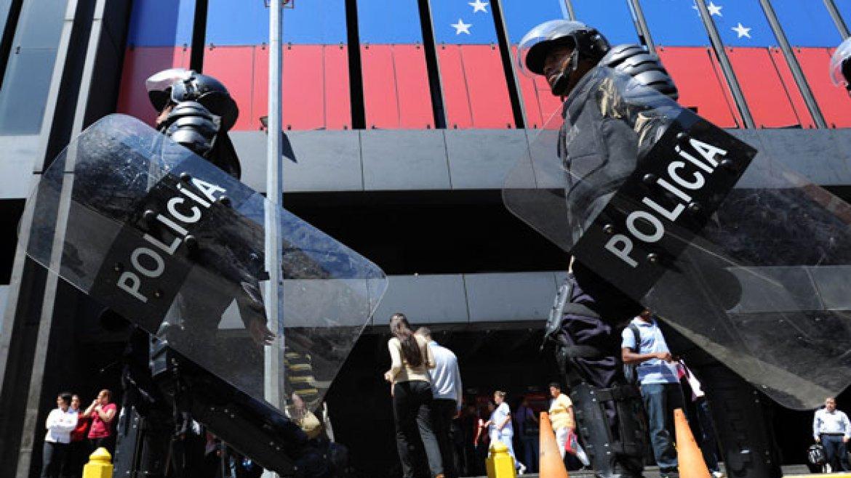 Venezuela: La mala de la clase
