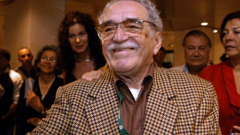 Gabriel García Márquez murió el 17 de abril a los 87 años en la Ciudad de México