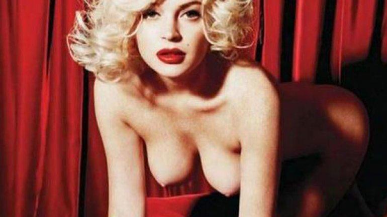 La foto hot de Lindsay Lohan DESNUDA y en LA CAMA