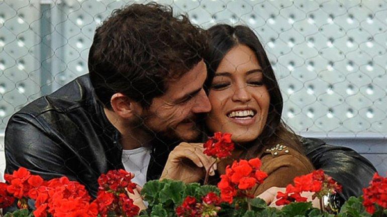 Iker Casillas y Sara Carbonero están juntos desde el 2009