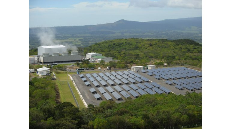 Costa Rica asesorará a Bolivia para desarrollar energía geotérmica