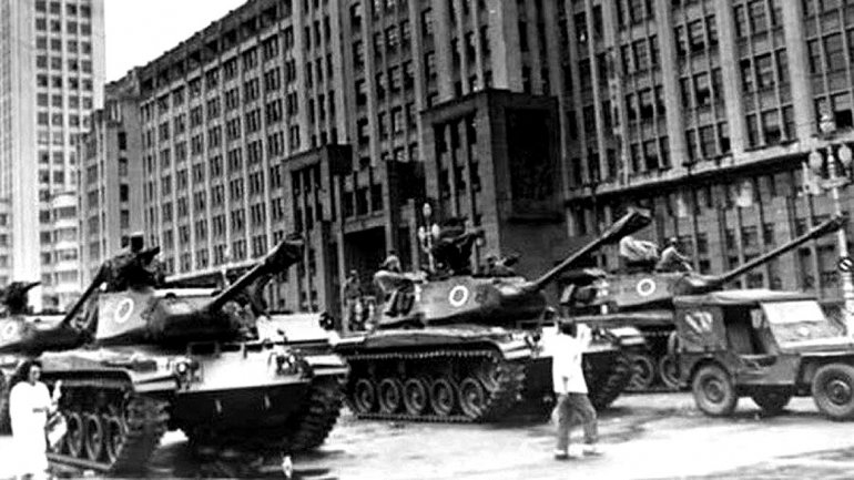 dictaduras militar argentina: