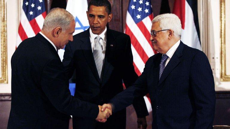 Los intentos del gobierno de EEUU por acercar a Israel y Palestina chocan con la intransigencia
