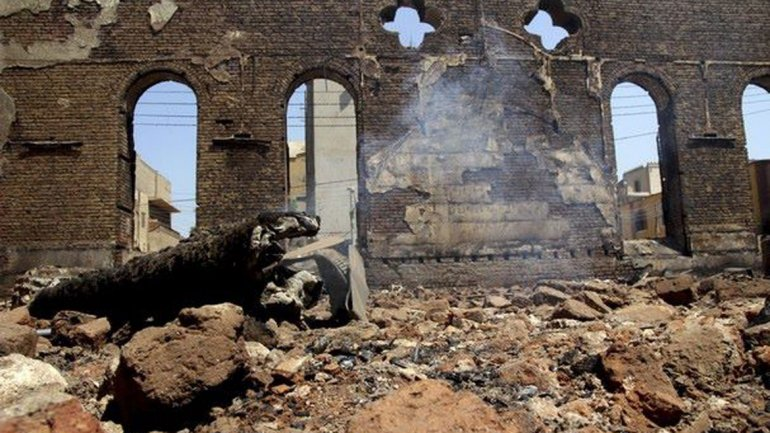 Manifestantes robaron1.040 piezas del museo deMalawi