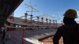 Brasiltiene plazo hasta diciembre para entregar seis estadios