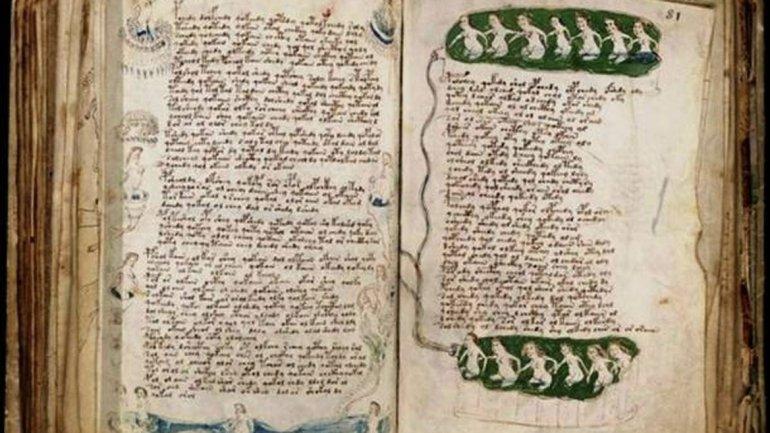 Nunca nadie pudo descifrar una sola palabra del manuscrito