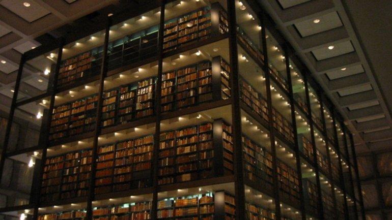 Actualmente reposaen la Biblioteca Beineckede libros raros de la Universidad de Yale.
