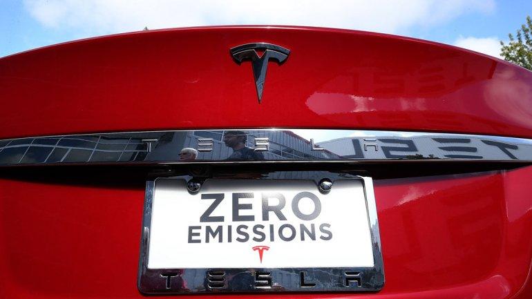 Tesla Modelo S Sedan