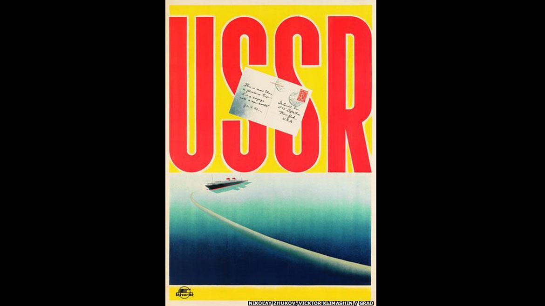 Desde 1929, la Unión de Repúblicas Socialistas Soviéticas(URSS) intentó promocionarse como destino turístico y utilizó diversos afichespara llevar el mensaje más allá de sus fronteras