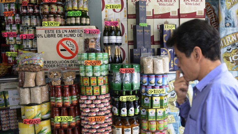 La escasez y la imposiblidad de adquirir alimentos azota a Venezuela
