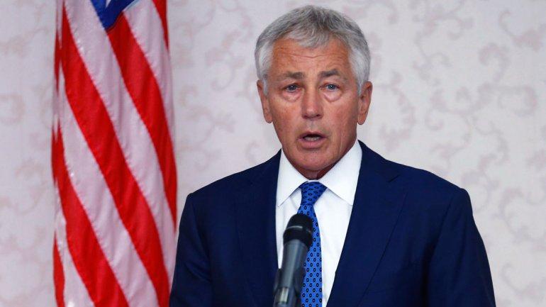 """Hagel: """"Estados Unidos sigue buscando una coalición internacional con respecto a Siria"""""""