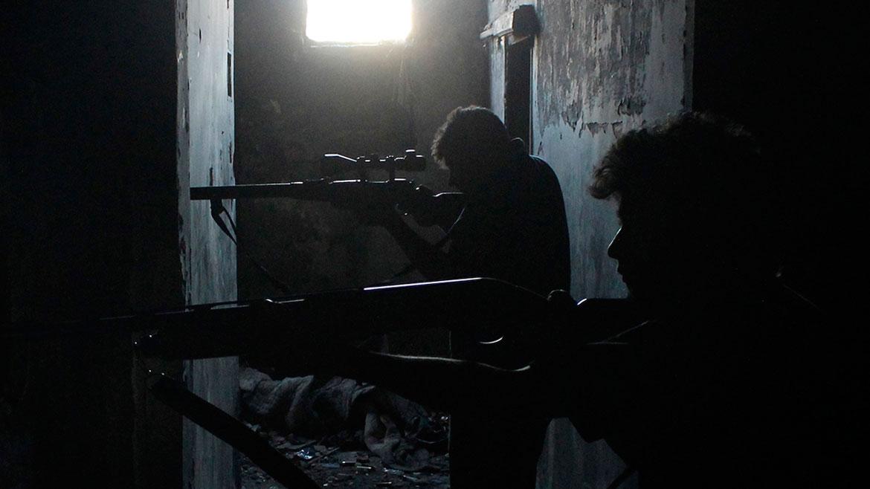 Las fotos más impactantes de la guerra en Siria