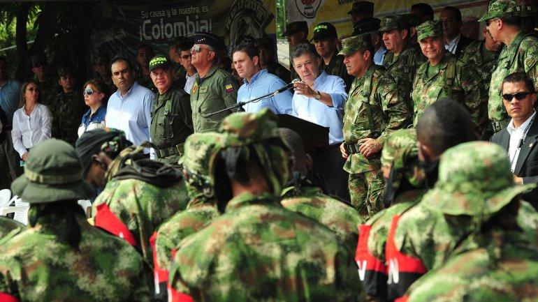 Resultado de imagen para Colombia: Diálogo ELN-gobierno