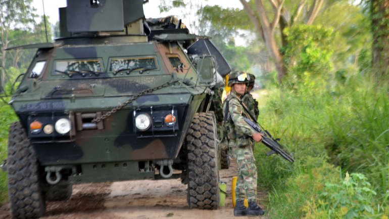 Incautan US$ 35 millones en droga a la guerrilla colombiana 0010094698