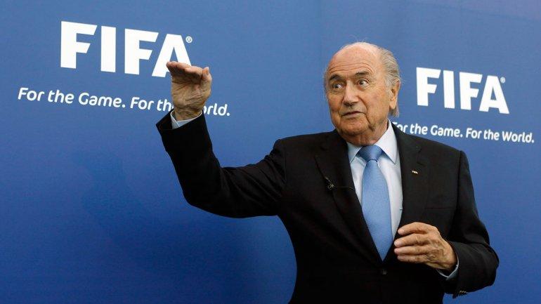 """FIFA y el racismo: """"Hay que quitar puntos, descender a los equipos"""""""