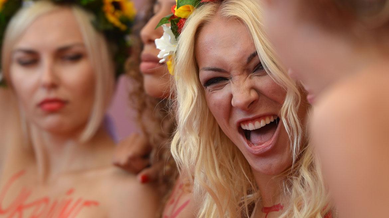 Nacido en Ucrania, Femen ha exportado al exterior susprotestas contra el sexismo
