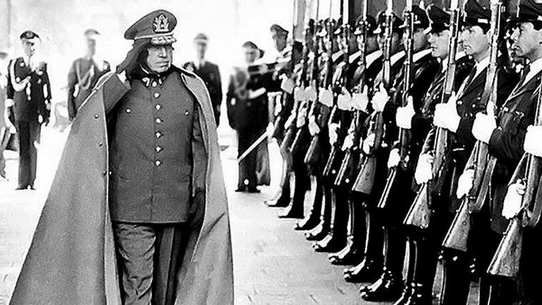 Durante sus 17 años de dictadura, los chilenos opositores sufrieron una gran represión.