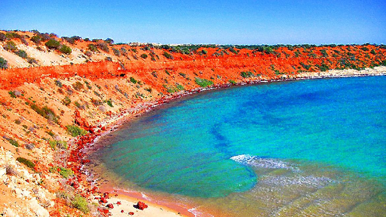 Las 10 playas del mundo con los colores m s ex ticos - Cual es el color ocre ...