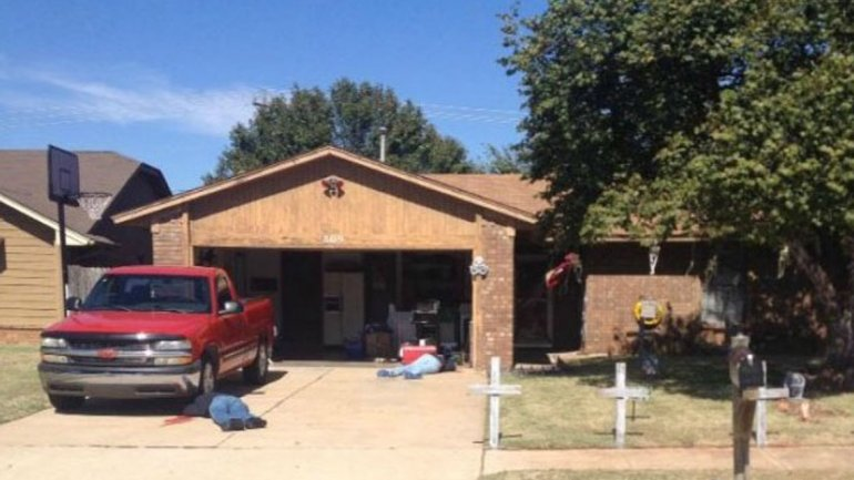 La broma de halloween que horroriz a un vecindario taringa - Oklahoma vecindario ...