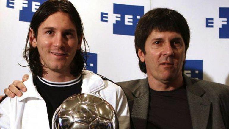 ¿Por qué el hijo de Messi es idéntico a Messi?