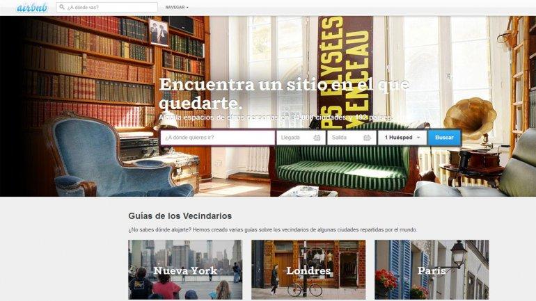 Se renovó Airbnb, la red social que cambió la forma de viajar