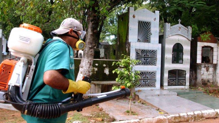 Paraguay vivióen 2013 la peor epidemia dedenguede su historia, con 150.000 casos registrados de la enfermedad, que se cobró 252 vidas