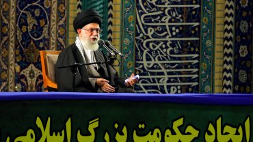 Ali Khamenei pidió tener cuidado con los Estados arrogantes, en particular los Estados Unidos
