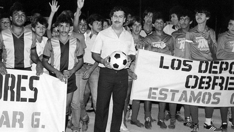 El día que Maradona conoció a Pablo Escobar