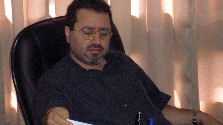 Jalel al Jalal, embajador de Palestina en Praga. El diplomático murió en una explosión registrada en su residencia