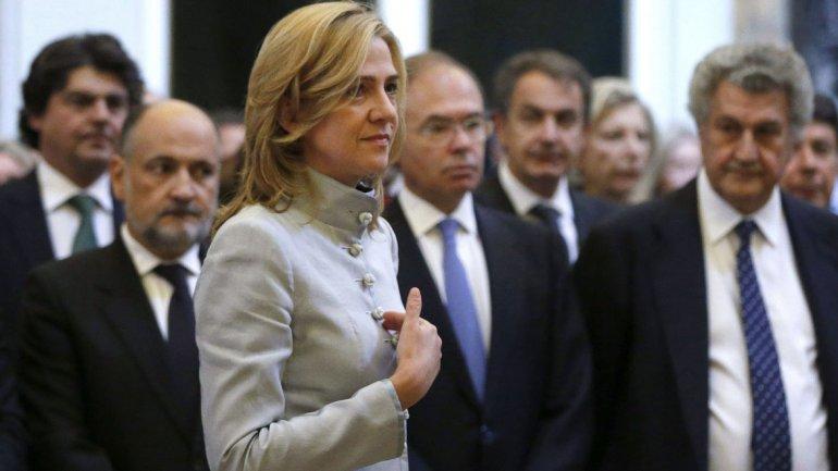 La infanta Cristina, hermana del rey Felipe VI de España, será juzgada por corrupción