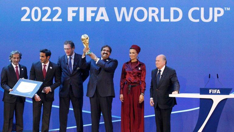 Propuesta FIFA: Qatar 2022 se jugaría en noviembre y diciembre