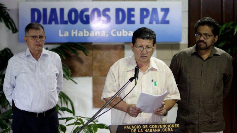 Catatumbo da a conocer la propuesta del grupo guerrillero