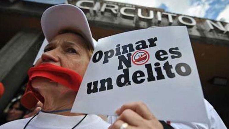 Freedom Houseubicó a Venezuelacon la peor nota en libertad en latinoamérica