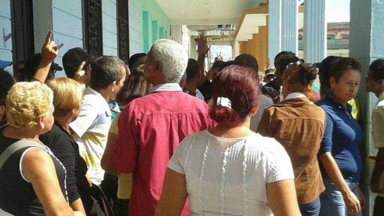 Más de 500 comerciantes se levantaron contra el régimen cubano
