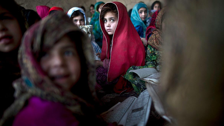 Muhammed Muheisen es reportero gráfico de Associated Press y fue nombrado por la revista TIME el mejor fotógrafo de agencias de noticias de 2013