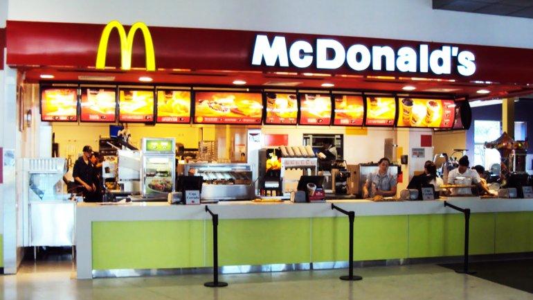 El Mc Donalds de la polémica está ubicado en la ciudad dePittsburgh