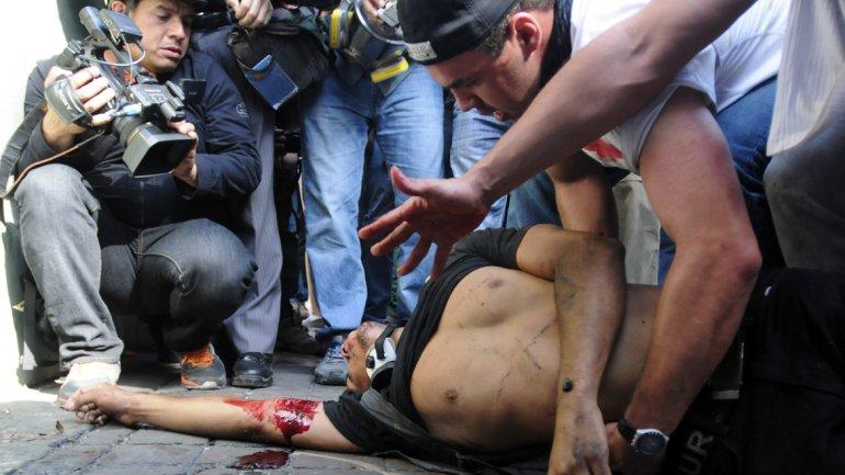 Bassil Da Costa,uno de los tres fallecidos en un día trágico para Venezuela