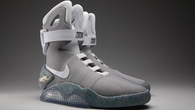 Las Nike MAG lanzadas en 2011