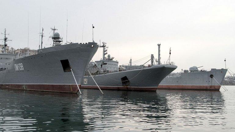 Base militar de Rusia en Crimea, Ucrania