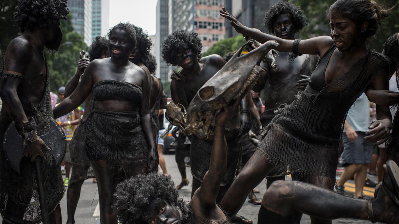 Las mejores fotos del carnaval de Río.
