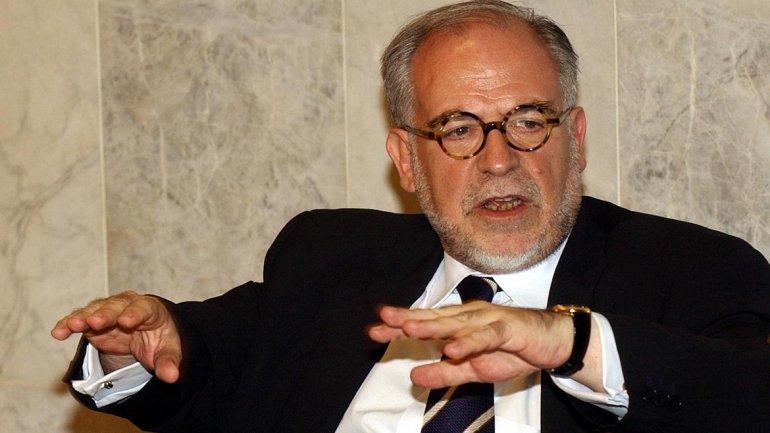 Marco Aurelio García, asesor de Dilma Rousseff para asuntos internacionales