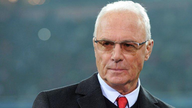 Franz Beckenbauer, investigado por la Comisión Ética de la FIFA