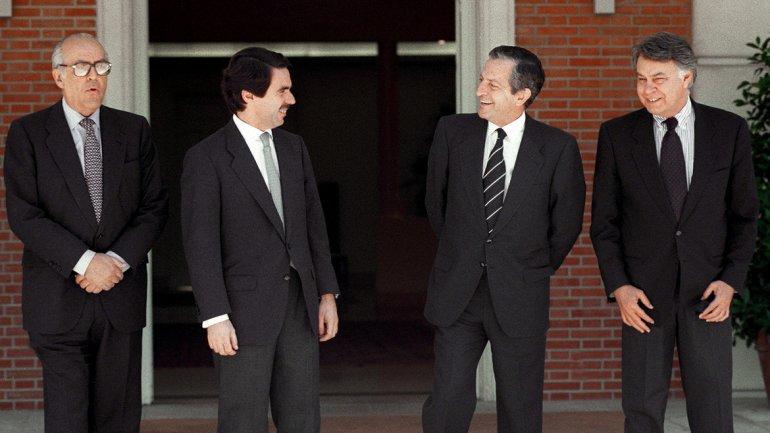 Resultado de imagen de Hª España presidentes