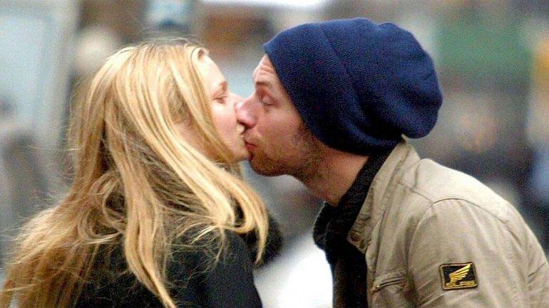 Chris Martin yGwyneth Paltrow son padres de Apple y Moses
