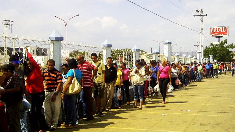 El 80% de la población chavista se manifiesta en contra de la economía del régimen