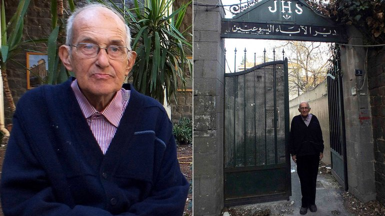 Asesinan a un sacerdote jesuita en Siria 0010871865