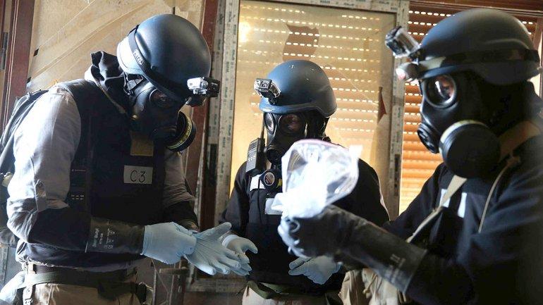 La dictadura de Bashar al Assad fue acusada en reiteradas ocasiones de utilizar armas químicas contra la población civil