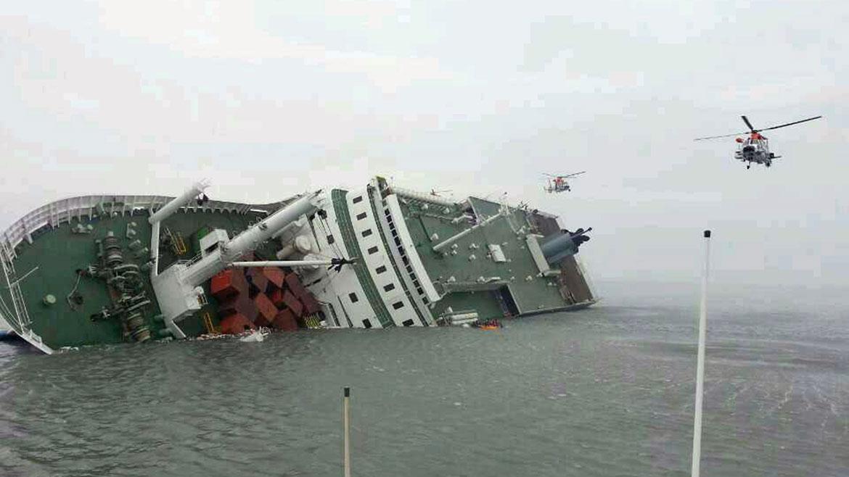 La cantidad de muertos por el naufragio se actualiza minuto a minuto