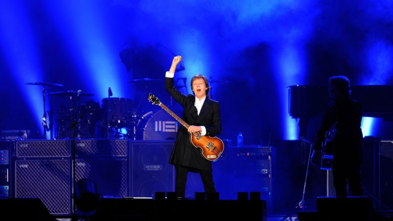 Paul McCartney debió reprogramar su concierto en Chile