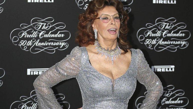 Sophia Loren será la invitada de honor en Cannes Classics